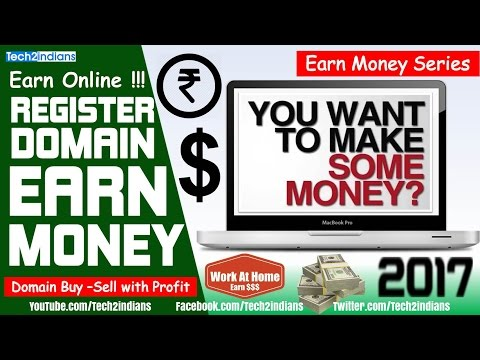 Earn Big Money From Buying Selling Domains | Invest Small - Earn Large