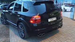 Тюнинг Краснодар спорт выхлоп Porsche Cayenne 957 (tuning-elite.com)