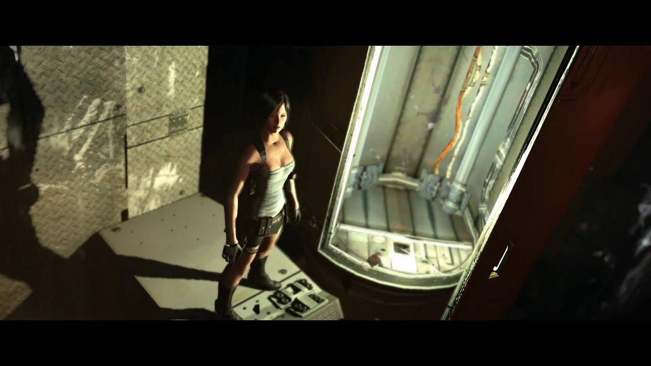 Ada wong nude mod resident evil 6 - 3 8