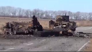Как украинская армия побеждает, выходя из окружения...