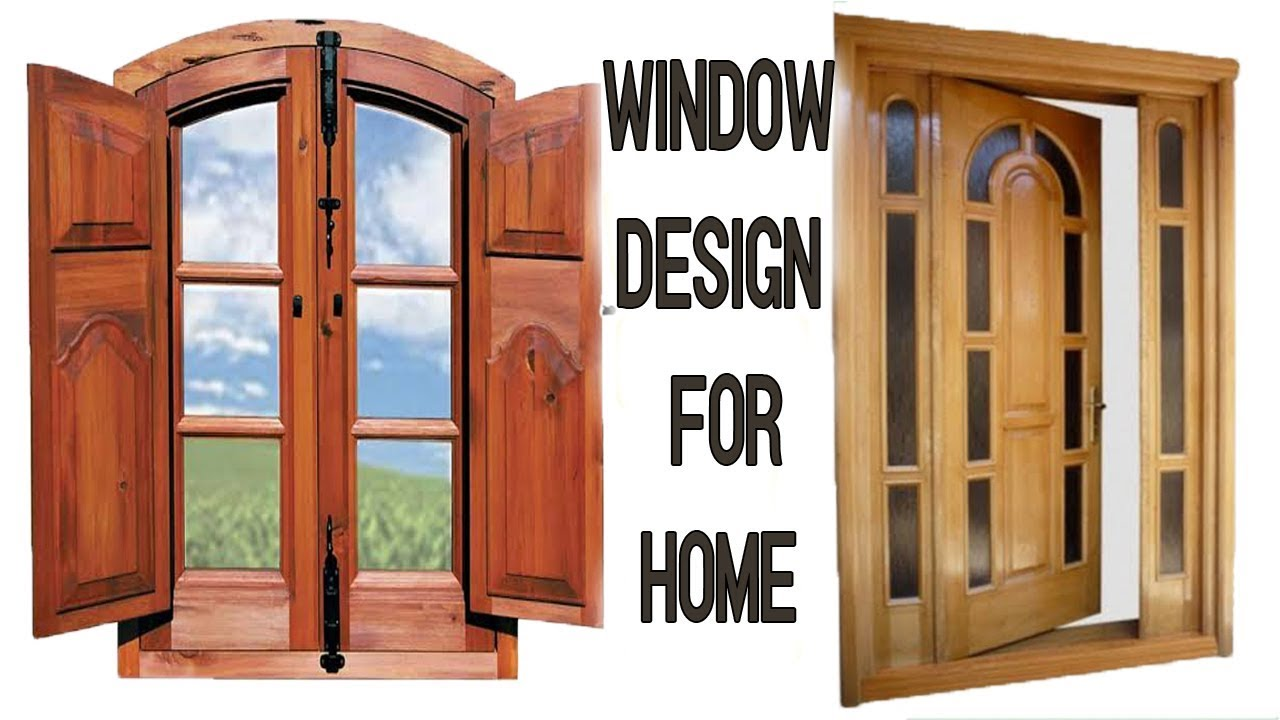 Window Design In Pakistan | Wooden Window Design For Home ...