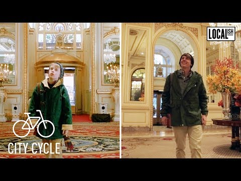 Home Alone 2 Experience At The Plaza Hotel | City Cycle