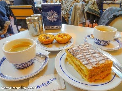 Португалия. Секреты Белема. Таинственные пирожные. Кафе Pasteis de Belem