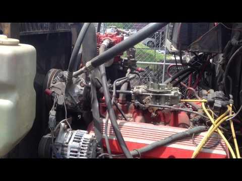 Chevrolet 427 and Allison Transmission walk around pt. 2