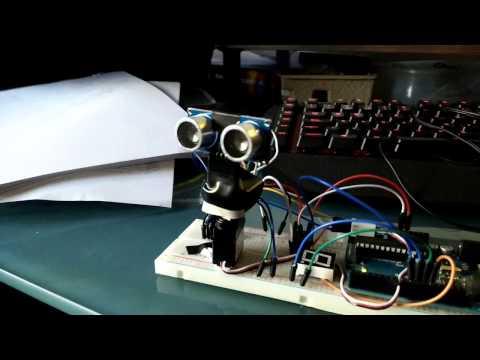 Arduino Sonar - HC-SR04 - Test - Gearbest