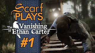 ScarfPlays The Vanishing of Ethan Carter 1 - A Walk in the Woods