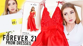 Finally trying prom dresses from Forever 21!! Enjoy :) New videos Friday & Sunday! :D Instagram: @miamaples Snapchat: @miamaples Twitter: @miamapless.