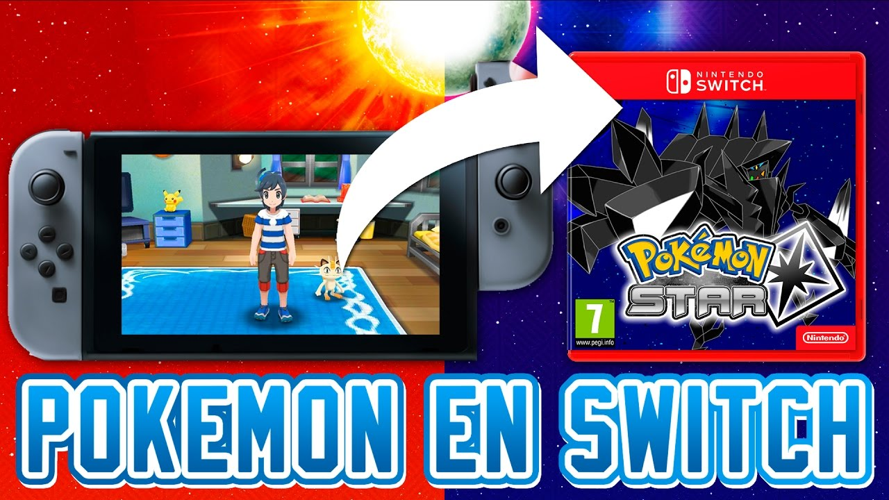 Existira Juego De Pokemon En Nintendo Switch Fackingcharmander
