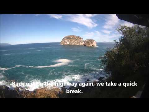 Adventures On 2 Wheels Motorcycle Touring & Travel:  Mexico 2016 Lonely Beaches Ride