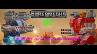 Salimos del entrenamiento!! | SuperMechs #2