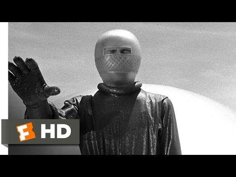 The Day the Earth Stood Still (1/5) Movie CLIP - Klaatu Comes in Peace (1951) HD