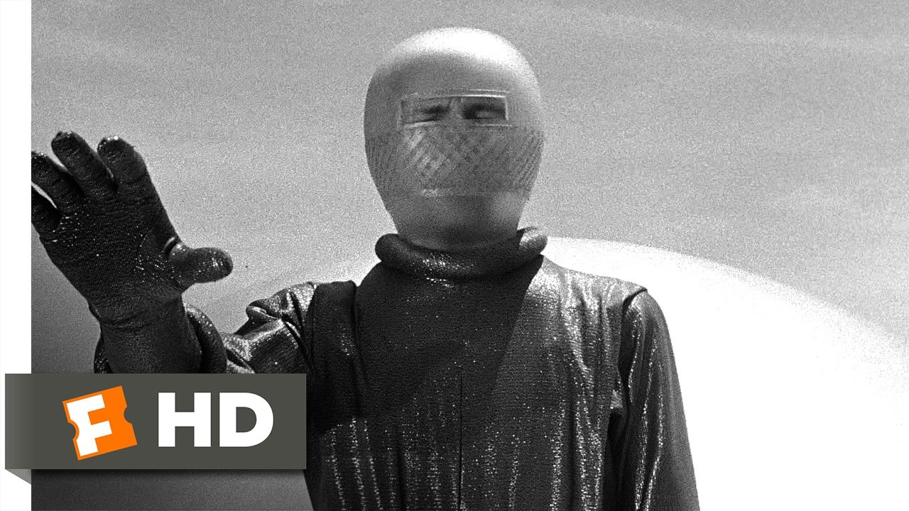 The Day The Earth Stood Still 1 5 Movie Clip Klaatu Comes In Peace 1951 Hd Youtube
