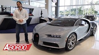 Bugatti Chiron - Prueba A Bordo Completa