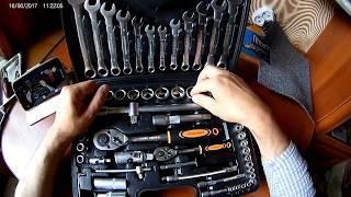 Обзор набора инструментов