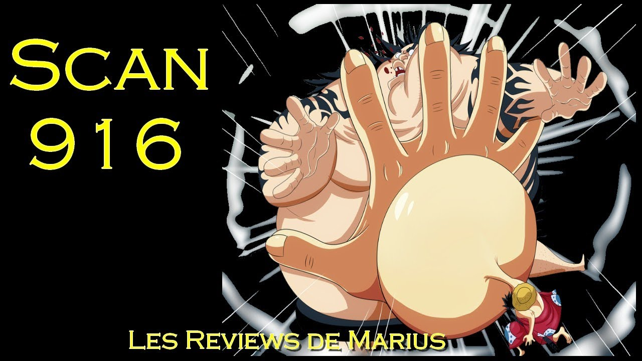 One Piece Review Scan 916 , Luffy, Zoro et Kiku à l\u0027action !