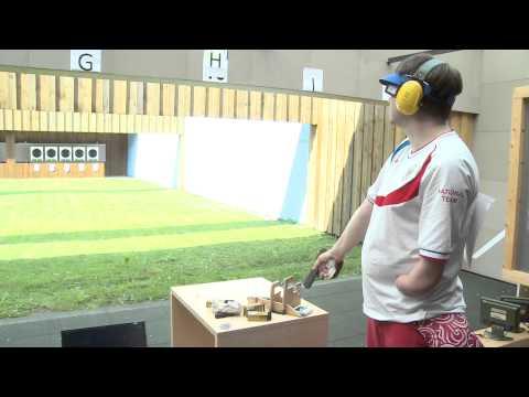 P3 mixed 25m Pistol | 2014 IPC Shooting World Championships Suhl