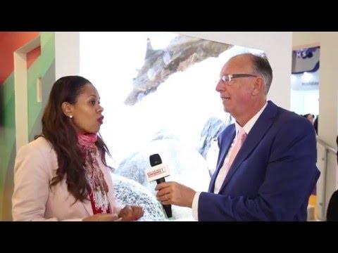 ATM 2016   Sherin Naiken, CEO, Seychelles Tourism Board