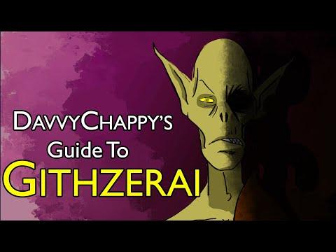 Davvy's D&D 5e Githzerai Guide