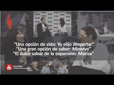 WOBI on Entrepreneurship - Guadalajara 2015
