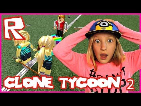 Clone Tycoon 2 / War in My Roblox Base