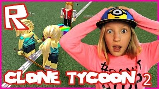 Clone Tycoon 2 / War in My Roblox Base