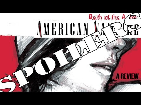 Vampires Go To Hollywood | American Vampire Vol. 1 By Scott Snyder & Stephen King: A Spoilers Review