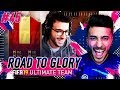 FIFA 19 ROAD TO GLORY #45 - 3 WALKOUTS! FUT CHAMPS REWARDS & OUR BEST TEAM EVER!