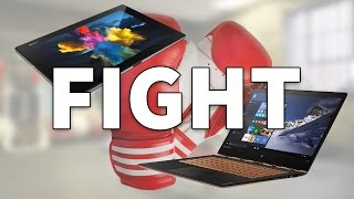 FIGHT : PC contre tablette ! Que choisir ?