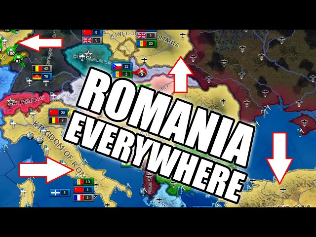 Romania in BfB is still Overpowered