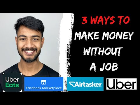 How To(3 Ways) Make MONEY WITHOUT A JOB As An International Student In Australia | Internash