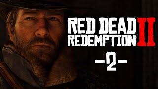 Poszukiwania Johna #2 Red Dead Redemption 2 | PC | PL | Gameplay | Zagrajmy w