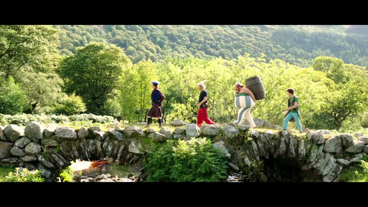 ASTERIX ET OBELIX : AU SERVICE DE SA MAJESTE - teaser 2