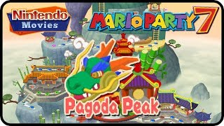 Mario Party 7 - Pagoda Peak (Multiplayer)