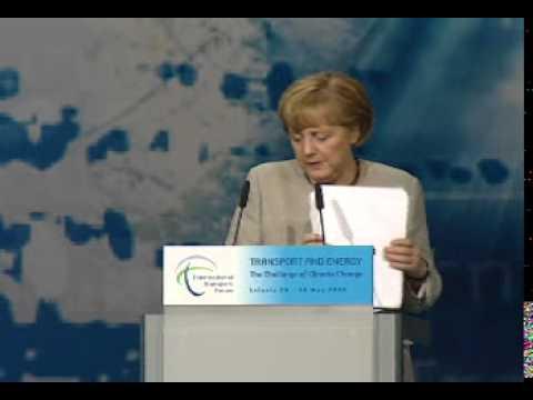 Angela Merkel Keynote