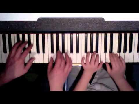 Danke Für Diesen Guten Morgen Very Easy Piano 4 Hands