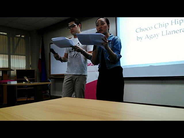 Choco Chip Hips by Agay Llanera (read by Gracielle So and Fred Lo)