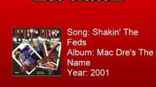 Mac Dre - Shakin The Feds