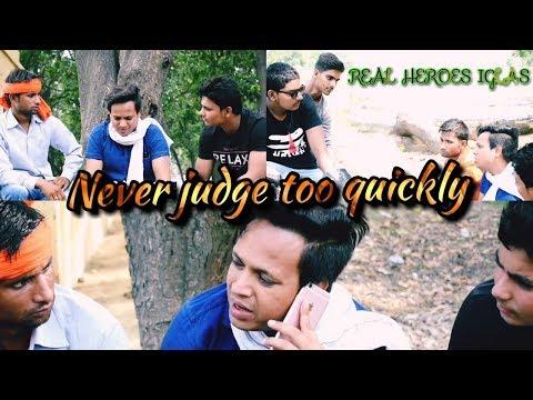Never judge too quickly | Aukat par mat jana | Desi vines | Real heroes iglas