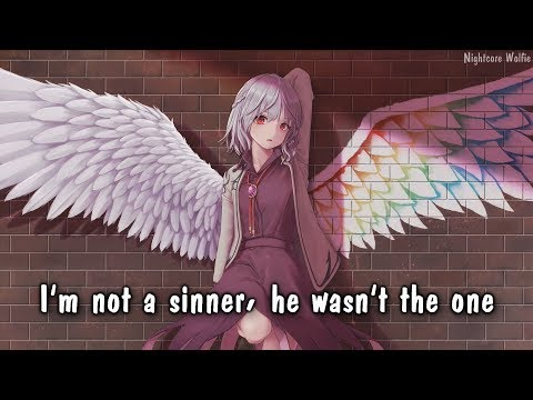 Nightcore  Heaven  Lyrics
