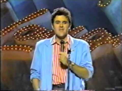 Dan Holzman - Jay Leno is the Tuesday Night Comedian!