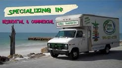"""Sarasota Mover in Sarasota, FL.  Tropical Transporters """"Making Your Move A Breeze"""""""
