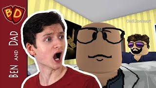 Dad Steals from Doctor What! | Roblox | Welcome to Bloxburg