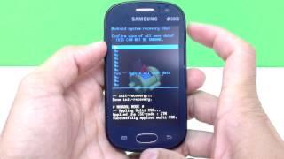 Como Formatar Samsung Galaxy Fame S6810 e S6812 || Hard Reset, Desbloquear. G-Tech