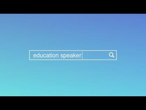 APB Speakers - Education