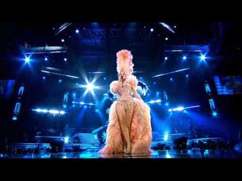 Kylie Minogue White Diamond Show Homecoming Tour