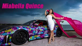 Ivonne Photo Behind the Scenes: Miabella Quince