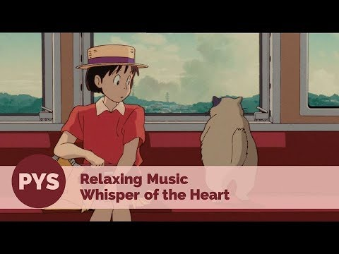 PYS - Whisper of the Heart Relaxing Music Collection - Yuji Nomi | Piano, Guitar, Violin [Gamer]