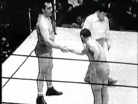 Antonino Rocca vs Primo Carnera