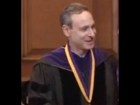 Convocation 2013: Bicentennial Medalist Douglas H. Shulman '89