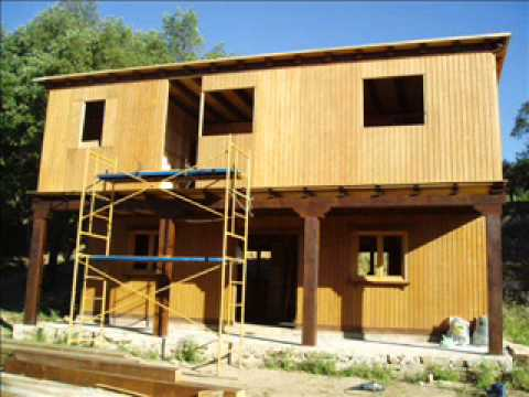 Casas de madera a medida rig n youtube for Casas de madera a medida